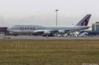 A7-HHE Qatar Amiri Flight Boeing 747-800, 28.09.16