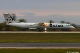 P4-QAZ Qazaq Air, 13.10.16