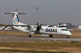 P4-AST Qazaq Air, 09.10.15