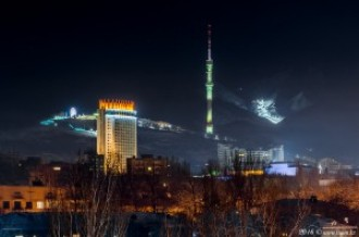 Алматы, 24.12.16г