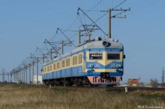 Электропоезд ЭР22-34, 25.04.16г