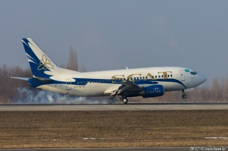 LY-AYZ SCAT Air Boeing 737, 09.01.17г