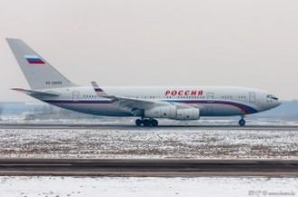 RA-96019 IL-96-300, Russia airline, 23.01.17