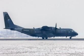 CASA C-295M, Czech Air Force, 0454, 27.01.17
