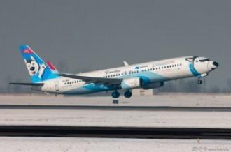 VQ-BNG NordStar Boeing 737, 09.02.17.