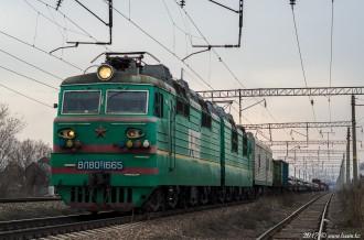 ВЛ80С-1665, 29.03.17г
