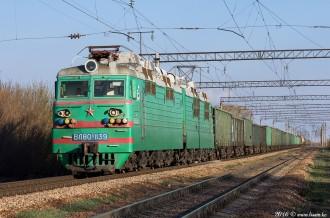 ВЛ80С-1139, 23.04.16г