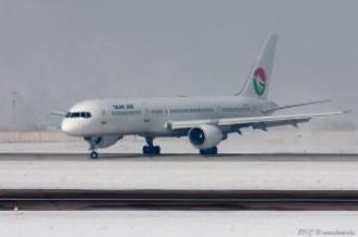 EY-751 Boeing 757-200 Tajik Air, 09.02.17