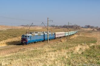 ВЛ80С-2586, 12.11.17г