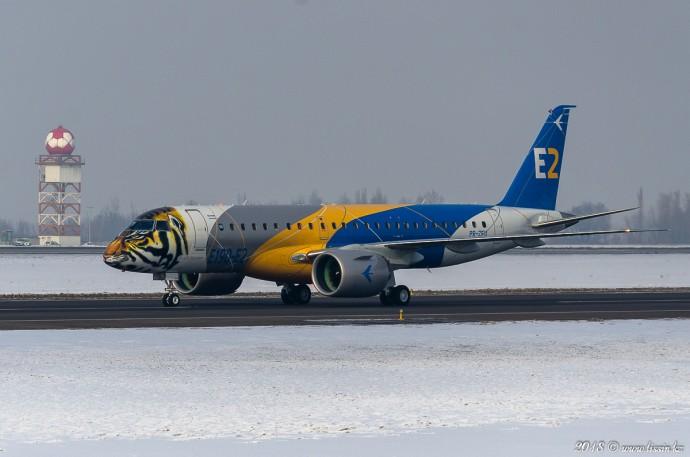 PR-ZFU Embraer ERJ-190-E2, 12.02.18