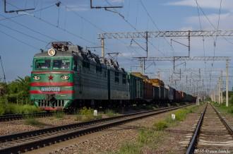 ВЛ80Т-1358, 12.06.18г