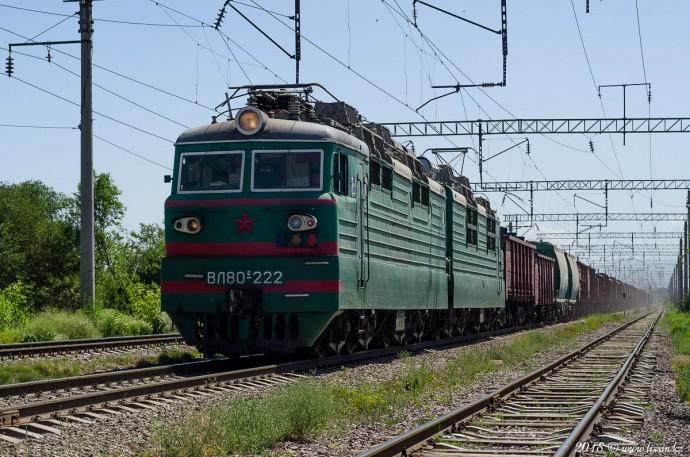 ВЛ80С-222, 13.06.18г.