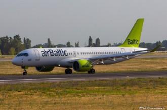 YL-CSC Bombardier CS300, 08.08.18