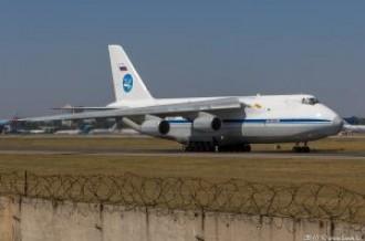 RA-82010 Antonov An-124-100, 31.08.18