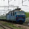 ВЛ80С-553 с поездом №385 Бишкек— Новокузнецк, 15.04.19г