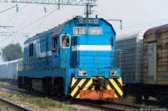 CKD6E-2001 на перегоне Аксенгер— Бурундай, 27.07.19г