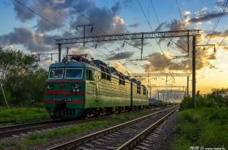 ВЛ80С-339, май 2020г