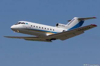 Як-40 UP-Y4012, 05.05.2020г
