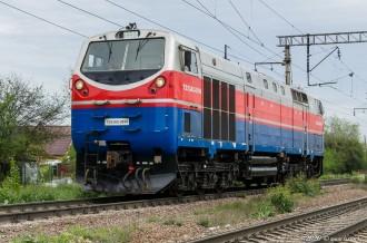 ТЭ33АС-0014, 02.05.2020г