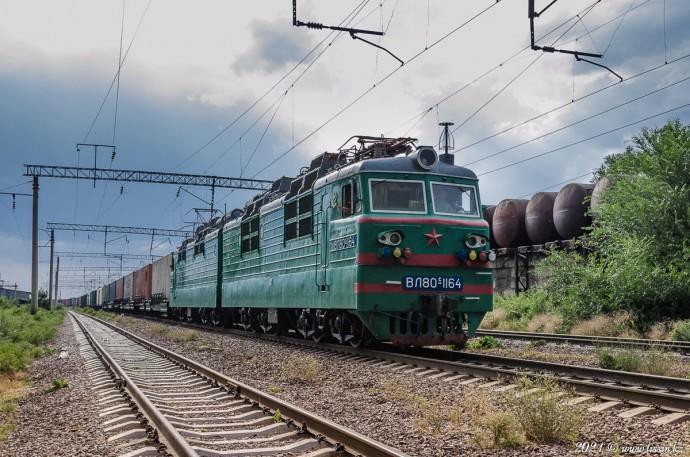 ВЛ80С-1164, 10.07.2021г