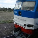 ТЭП70-0111 с поездом Новосибирск — Алма-Ата, 20.06.12г.