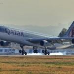 A7-AAH Qatar Amiri Flight Airbus A340-313X
