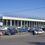 Вокзал Алма-Ата-1, 30.10.12г.