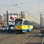 Tatra T3DC №1025, 28.11.12г.