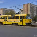 Tatra T3DC №1010, 25.09.12 г.