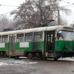 Tatra T4D-MS №1015, 25.02.13г.