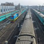 Станция Алма-Ата-2, 17.03.13г.