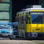 Tatra KT4DtM № 1001, 29.05.13г.