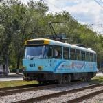 Tatra T4D-MS №1017, 04.08.12г.