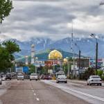 Алма-Ата, Саяхат, 27.04.13г.