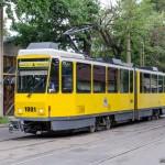 Tatra KT4DtM №1001, 23.07.13г.