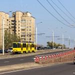 Tatra KT4DtM №1014, 29.10.13г.
