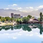 Озеро Сайран, 04.09.13г.