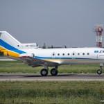 Як-40 UP-Y4012, 19.07.13г.