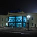 Станция Жетыген, 30.12.13г.