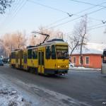 Tatra KT4DtM № 1003, 06.02.14г.