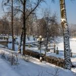 В парке Горького, 05.02.14г.