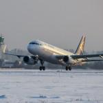 P4-KBE Airbus A320, 10.03.14г.