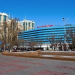 Гостиница «Алматы», 07.04.14г.
