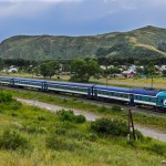 Дизель-поезд ДР1А-230, 29.06.14г.