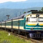 Дизель-поезд ДР1А-230, 30.06.14г.