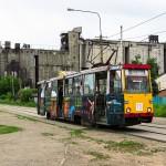 Усть-Каменогорский трамвай, КТМ 71-605 № 75, 03.07.14г.