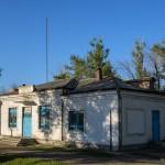 Станция Алтынтау, 01.09.14г.