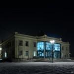 Станция Жетыген, 31.01.15г.