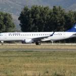 P4-KCG Embraer ERJ-190LR, 12.08.14г.