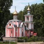 Храм великомученицы Параскевы, г. Алматы, 25.05.15г.